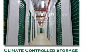 Heated Storage Lockers