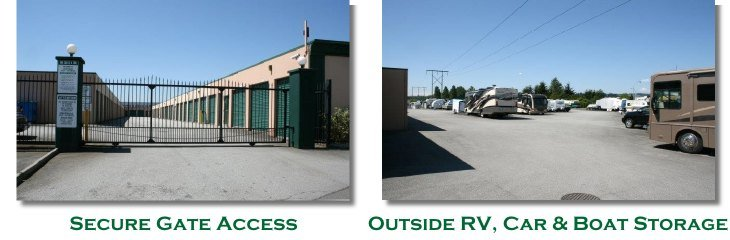 Self Storage Pitt Meadows