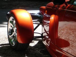 Hot Rod Wheel