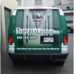 Free Courtesy Moving Van Imperial Self Storage