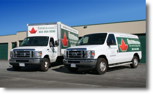 Free use of Courtesy moving Truck or Van during Move-Ins Port Coquitlam