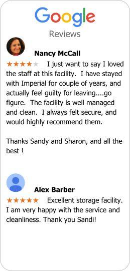 Self storage facilities reviews in Port Coquitlam